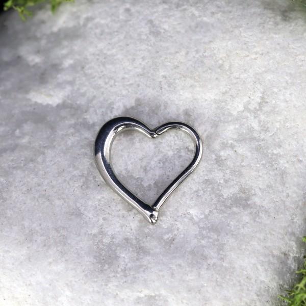 Herzförmiger Clicker