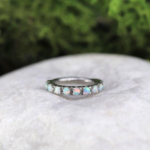 Clicker mit Opal